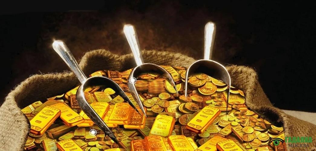 Заговор на деньги в Москве